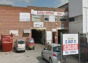 Thumbnail Light industrial for sale in 1 Strickland Street, Hull