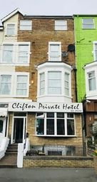 Thumbnail Hotel/guest house for sale in Clifton Private Hotel, 56 Charnley Road, Blackpool, Lancashire