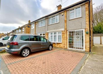 Thumbnail Semi-detached house for sale in Langdale Drive, Hayes