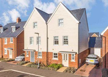 Thumbnail 4 bed semi-detached house for sale in Sherrington Grove, Biggleswade