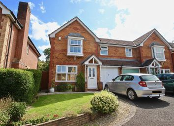 Thumbnail 3 bed semi-detached house for sale in Boundary Way, Glastonbury