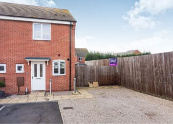 Thumbnail 2 bed town house for sale in Wedgewood Way, Swadlincote
