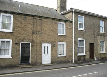 Thumbnail 2 bed terraced house to rent in Back Hill, Ely
