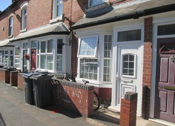 Thumbnail Terraced house for sale in Cyril Road, Small Heath, Birmingham