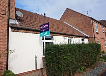 Thumbnail 2 bed bungalow to rent in Wellington Road, Beverley