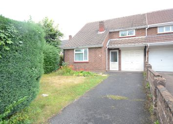 Thumbnail 3 bed semi-detached house for sale in Moffats Close, Sandhurst, Berkshire