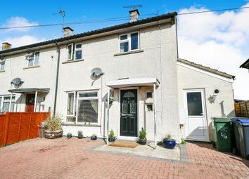 Thumbnail 3 bed end terrace house for sale in Lords Mead, Chippenham