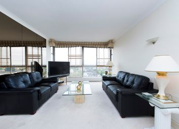 Thumbnail 3 bed flat for sale in Quadrangle Tower, London