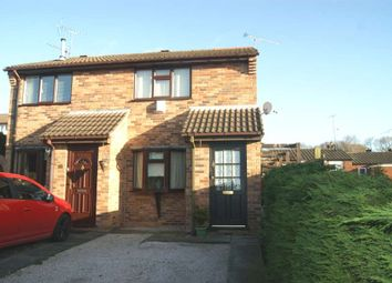 Thumbnail 2 bed semi-detached house to rent in Farm Road, Buckley, 2Ny.