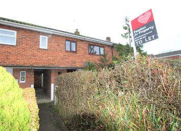 Thumbnail 3 bed mews house to rent in Fieldway, Saughall, Chester