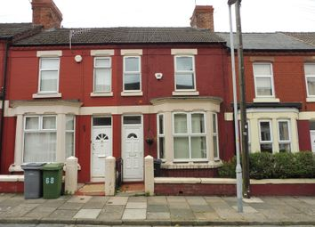 Thumbnail 3 bed terraced house for sale in Park Road, Tranmere, Birkenhead