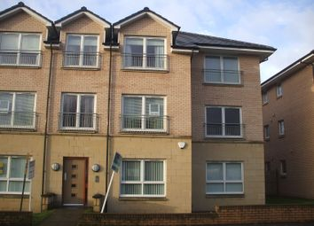 Thumbnail 2 bed flat for sale in Carmyle Avenue, Glasgow
