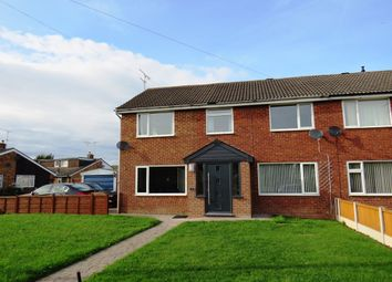Thumbnail 4 bed semi-detached house for sale in Byrds Lane, Uttoxeter