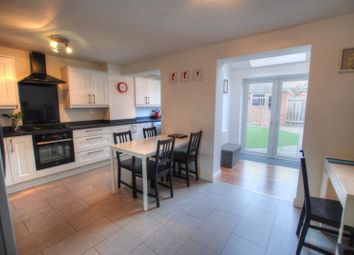 Thumbnail 3 bed terraced house for sale in Appledore Road, South Beach Estate, Blyth