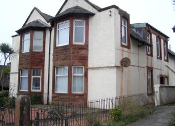 Thumbnail 3 bedroom flat for sale in Ferry Road, Millport, Isle Of Cumbrae