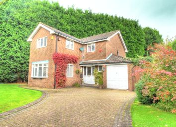 Thumbnail 4 bed detached house for sale in Muirfield Close, Heywood