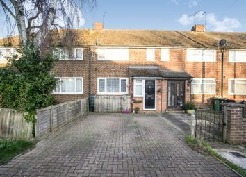 Thumbnail 2 bed terraced house for sale in Walkley Road, Dunstable