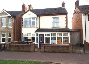 Thumbnail 4 bed detached house for sale in Harrowden Road, Bedford, Bedfordshire