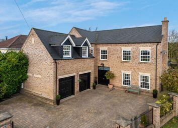 Thumbnail 5 bed detached house for sale in Bridge Lane, Wimblington, March
