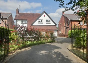 Thumbnail 4 bed detached house for sale in Blackwood, Coalville