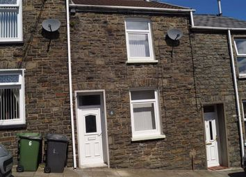 Thumbnail 2 bed terraced house for sale in Woodland Terrace, Mountain Ash