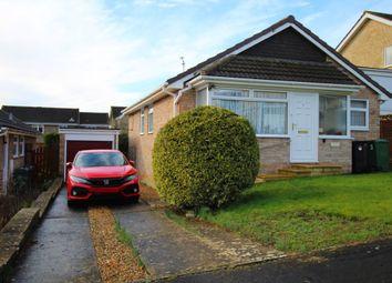 Thumbnail 3 bed detached bungalow for sale in Montague Close, Chippenham