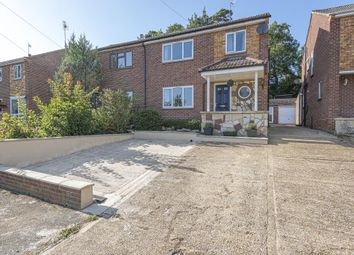 Thumbnail 4 bedroom semi-detached house for sale in Sunningdale, Berkshire