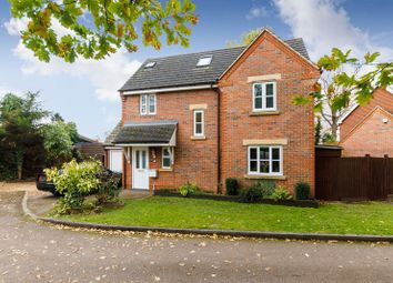 Thumbnail 4 bed detached house for sale in Hamlet Close, Bricket Wood, St. Albans