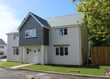 Thumbnail 4 bed detached house for sale in Duporth Farm Close, St. Austell