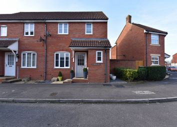 Thumbnail 3 bed end terrace house for sale in Merevale Way, Yeovil