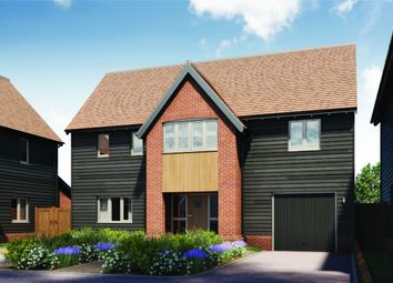 Thumbnail 3 bed detached house for sale in Meadow Gardens, Hunsdon Road, Widford, Hertfordshire