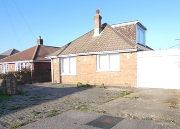Thumbnail 4 bed bungalow for sale in Avondale Road, Capel-Le-Ferne, Folkestone