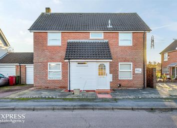 Thumbnail 4 bed detached house for sale in Rochfords Gardens, Slough, Berkshire