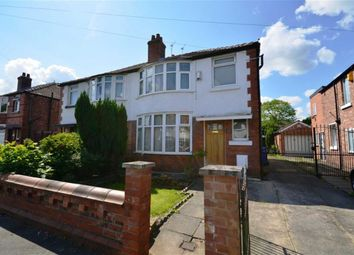 Thumbnail 1 bed semi-detached house to rent in Arnfield Road, Withington, Manchester, Greater Manchester
