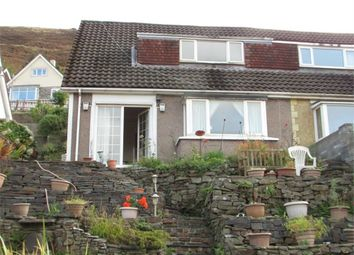 Thumbnail 3 bedroom semi-detached house for sale in Lletty Harri, Port Talbot, West Glamorgan