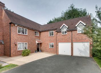 Thumbnail 6 bed detached house for sale in Samsara Road, The Oakalls, Bromsgrove