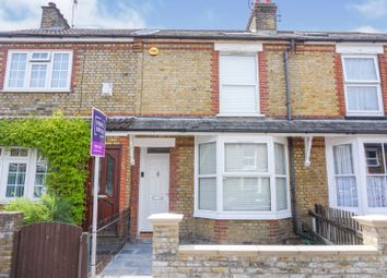 Thumbnail 3 bed terraced house for sale in Nursery Road, Chelmsford