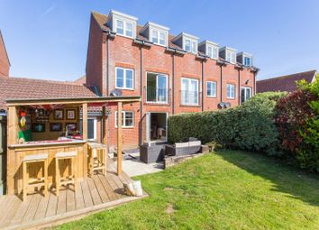 Thumbnail 4 bed town house for sale in Aspen Drive, Whitfield, Dover