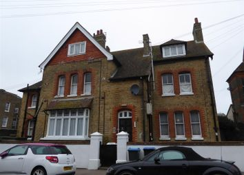 Thumbnail 1 bed flat to rent in Truro Road, Ramsgate