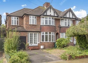 4 bed semi-detached house for sale in Raleigh Drive, Whetstone, London N20