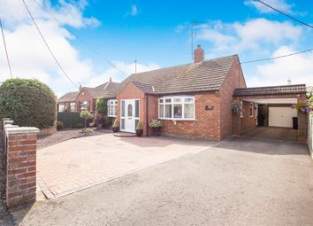 Thumbnail 3 bed bungalow for sale in Gravel Hill Lane, West Winch, King's Lynn