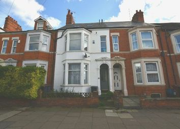Thumbnail 4 bed terraced house for sale in Harlestone Road, St James, Northampton