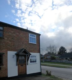 Thumbnail 1 bed end terrace house to rent in Winslow Road, Granborough, Buckingham