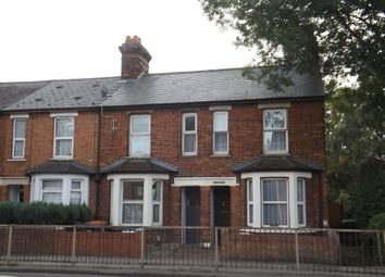 Thumbnail 3 bed terraced house to rent in Newnham Avenue, Bedford