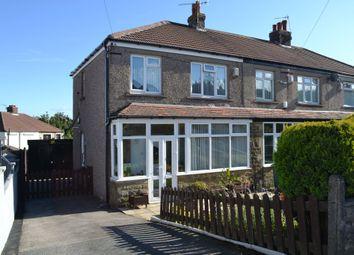 Thumbnail 3 bedroom semi-detached house for sale in Poplar Grove, Bradford
