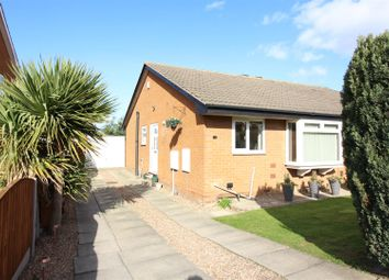 Thumbnail 2 bedroom semi-detached bungalow for sale in Barnard Way, Leeds