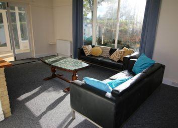 Thumbnail 4 bed property to rent in Bailrigg Lane, Bailrigg, Lancaster