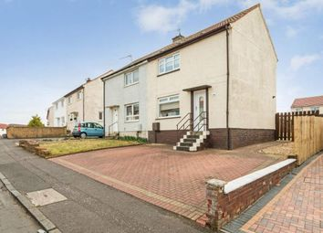 Thumbnail 2 bed semi-detached house for sale in Dunlop Terrace, Ayr, South Ayrshire, Scotland