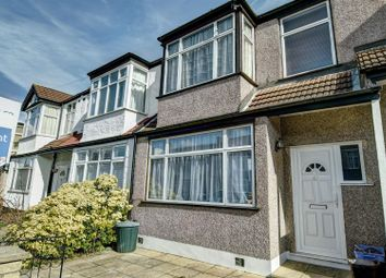 Thumbnail 3 bedroom terraced house to rent in Beckway Road, London