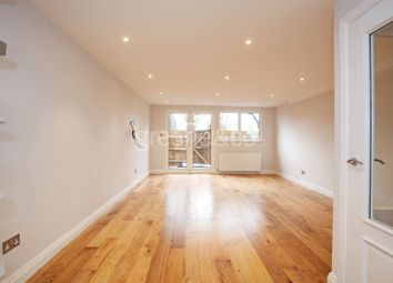 Thumbnail 4 bed terraced house to rent in Clement Close, Brondesbury Park, London